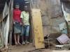 Gli abitanti delle favelas