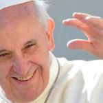 Saluto di Papa Francesco
