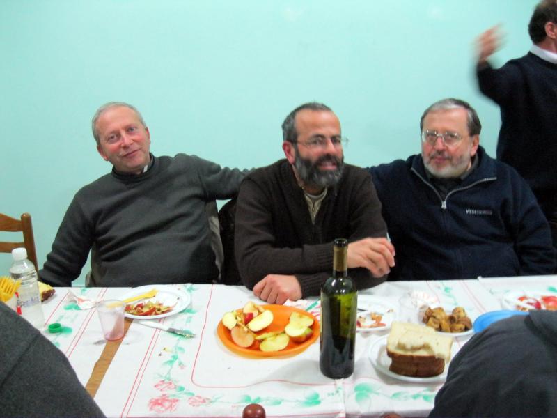 In festa a Berat