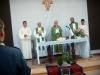 Celebrazione con il vescovo Lambiasi a Berat