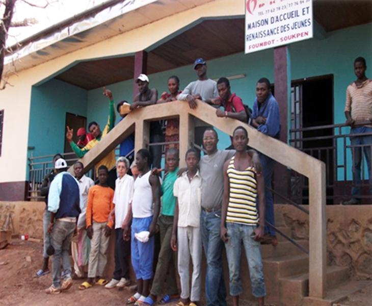 La casa di accoglienza e rinascita dei giovani