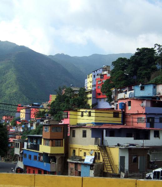 Le case colorate