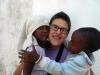 In mezzo ai bambini orfani