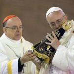 Papa Francesco al Santuario di Aparecida 2013
